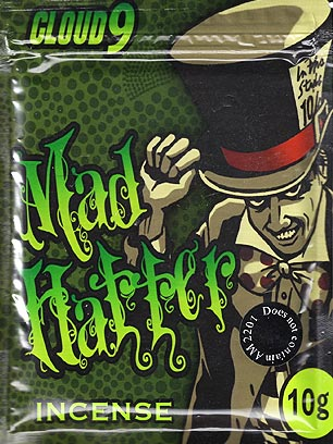 Mad Hatter Incense